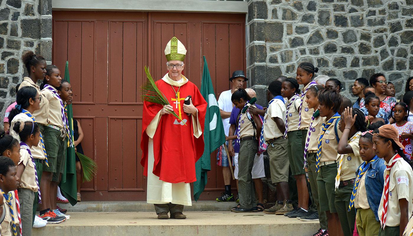 L'Église de Rodrigues..